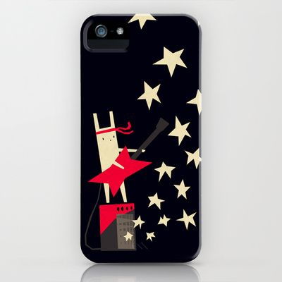 Rock it! iPhone & iPod Case by Yetiland - $35.00