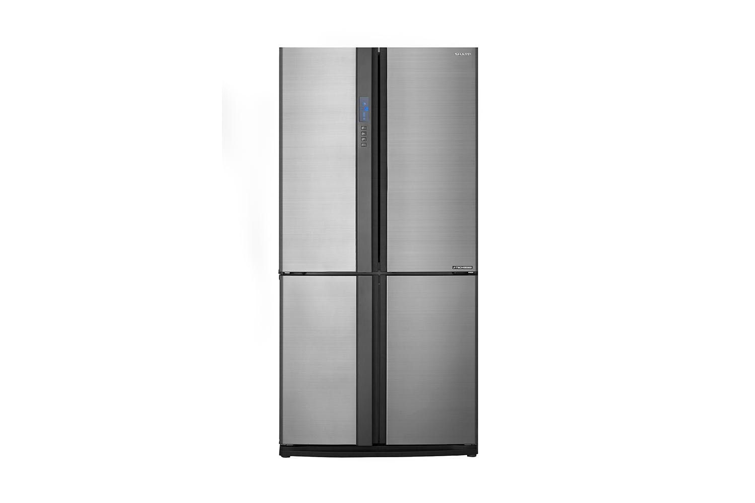 Sharp 624l French Door Fridge Freezer Freezer And Doors