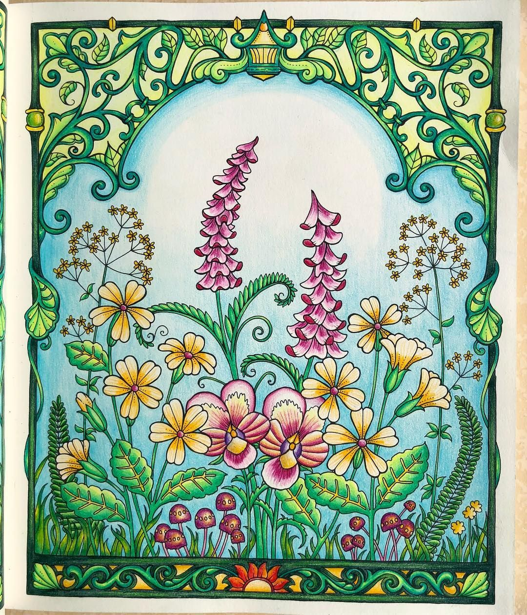 Pin by Elma Hennings Snyder on Coloring examples   Johanna