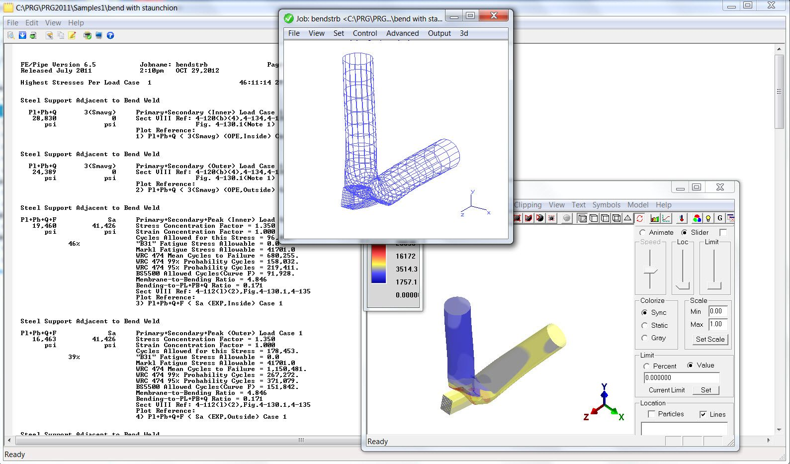 Chempute Software Finite Element Analysis For Piping Vessels In Fea Report Template Best Professi Finite Element Analysis Finite Element Business Template