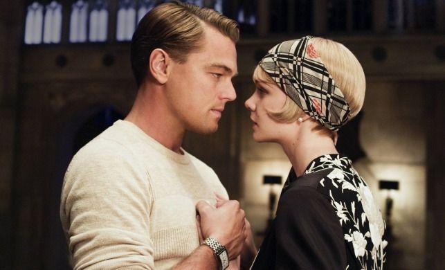The Great Gatsby Leonardo Di Caprio