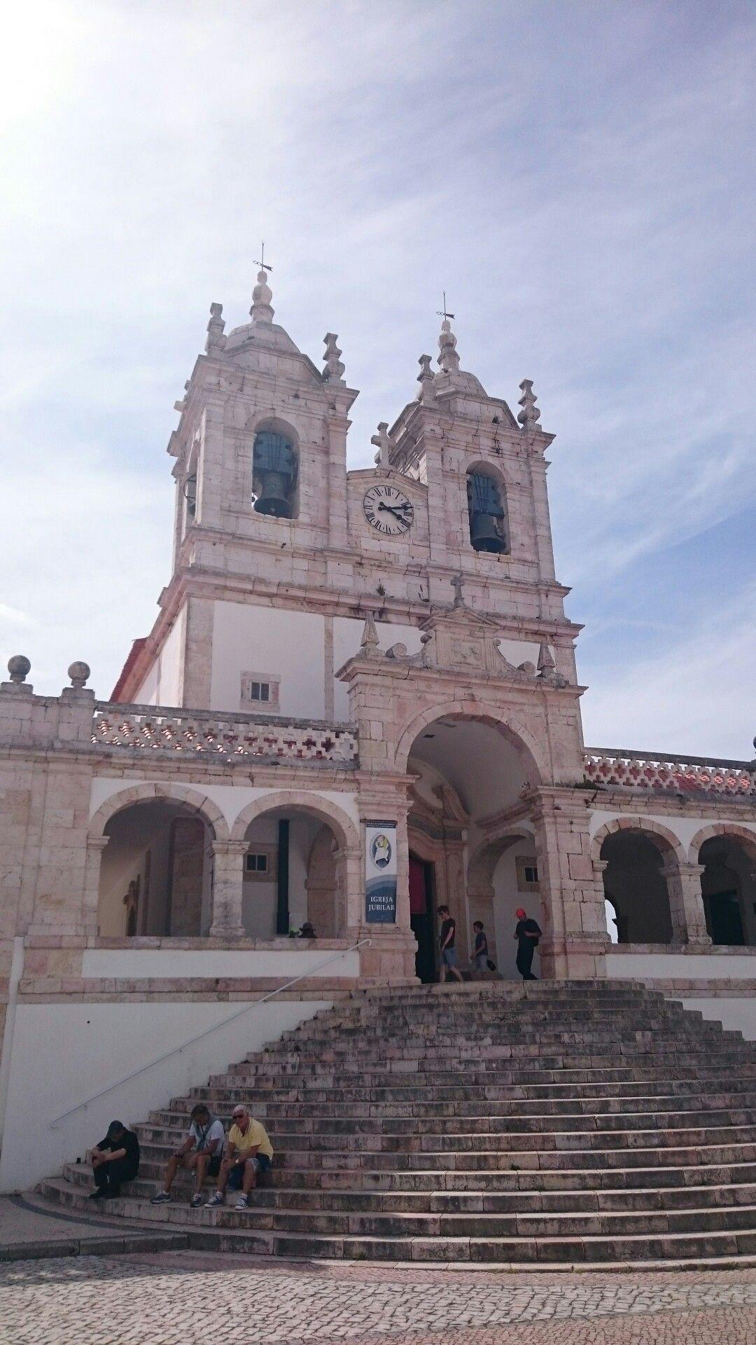 Nazaré - Portugal - cathédrale de Nazaré