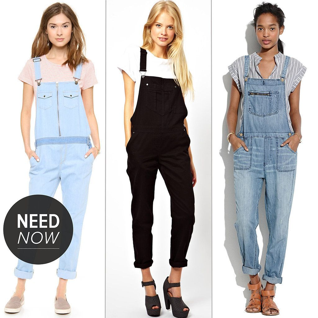 you will want a pair of overalls this spring  best outfit