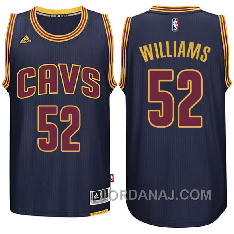 05ed252dd21 ... Now Buy Cleveland Cavaliers Mo Williams New Swingman Navy Jersey Save  Up From Outlet Store at ...