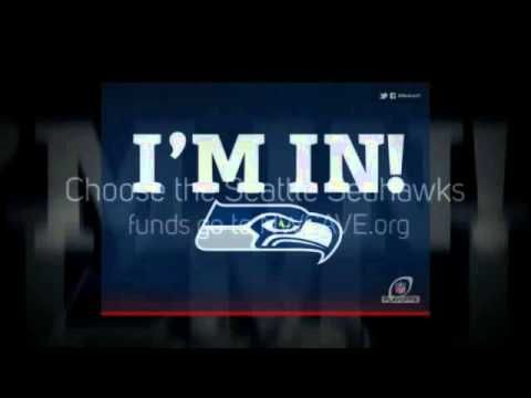 SuperBowl 49     DONATE here http://bit.ly/1BJqLer  Video here http://bit.ly/1wSa23j  ‪#‎GoHawks‬ ‪#‎HTChallenge‬ ‪#‎SB49‬ ‪#‎NWCAVE‬