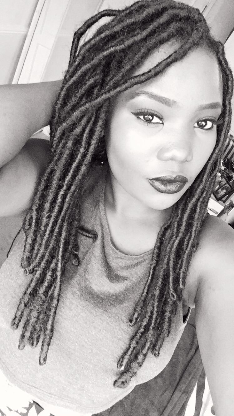 Faux Locs Army Locs Pinterest Natural Hair Styles Hair Styles