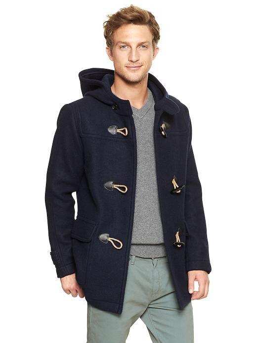 Wool duffle jacket   Gap   Clothes   Pinterest