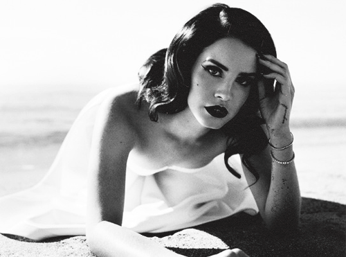 Lana Del Rey Black Beauty Tumblr
