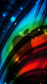 IPhone 6 Wallpapers Become Color All Colors Of The Rainbow