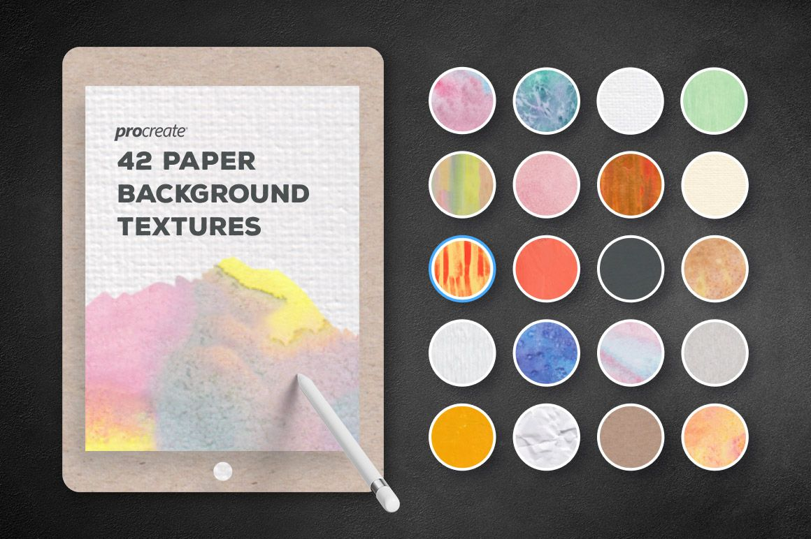 Background Textures For Procreate In 2020 Textured Background