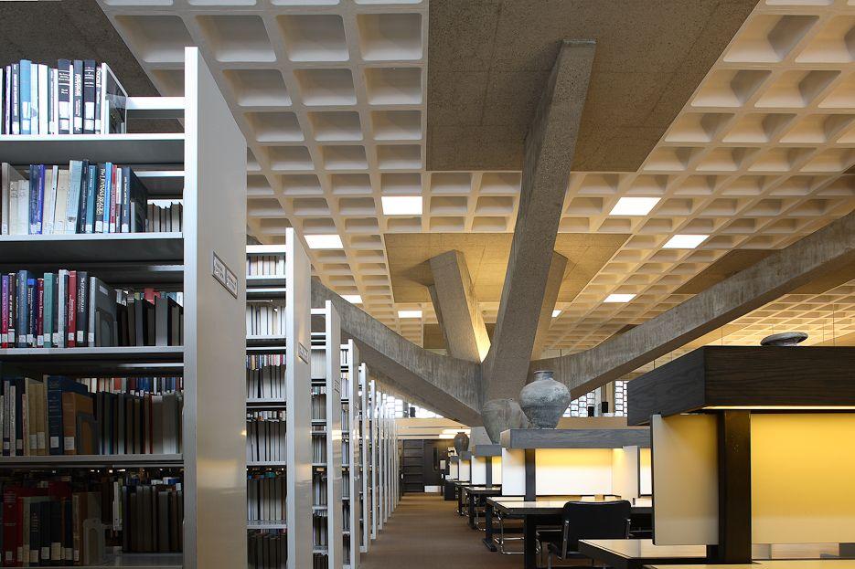 Alcuin Library St Johnu0027s University Collegeville MN