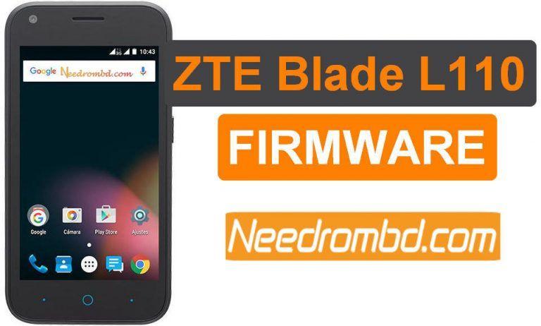 ZTE Blade L110 SPD7731 Firmware Download | Smartphone