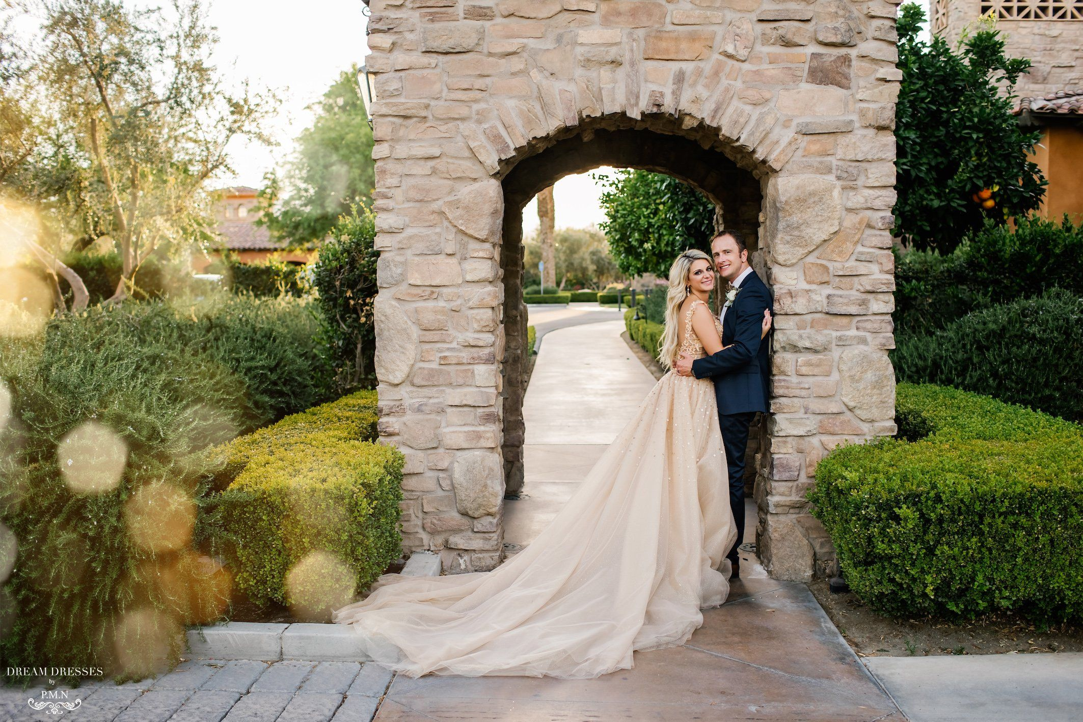 Nontraditional gold wedding dress adina gold wedding gowns