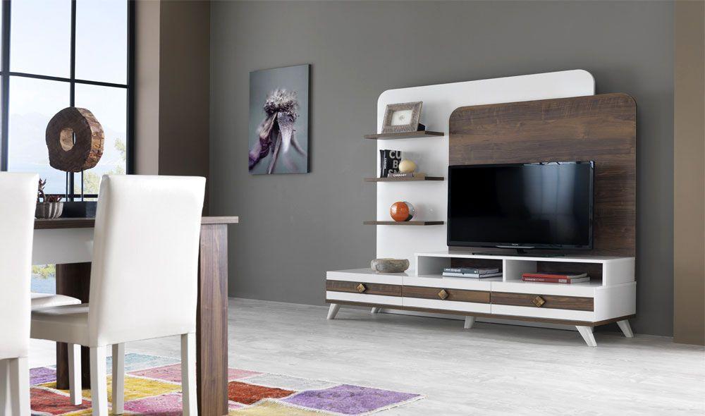 solid tv unitesi urun 80 106 ekran arasi tv ler icin uyumludur http www yildizmobilya com tr solid t wall tv unit design living room tv wall tv unit design