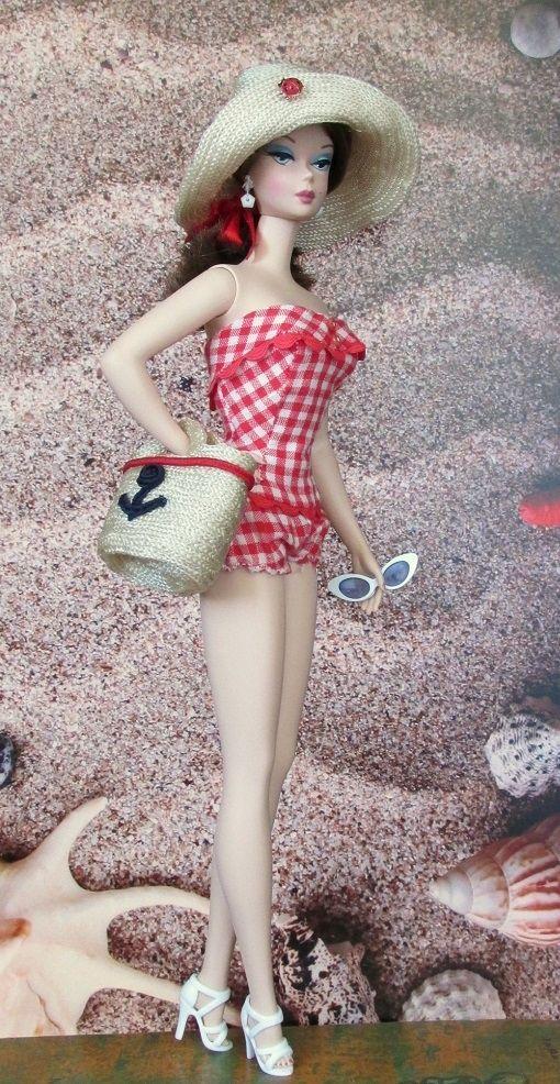 continental silkstone barbie