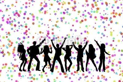Party All Night Long Feiern Auf Aidanova