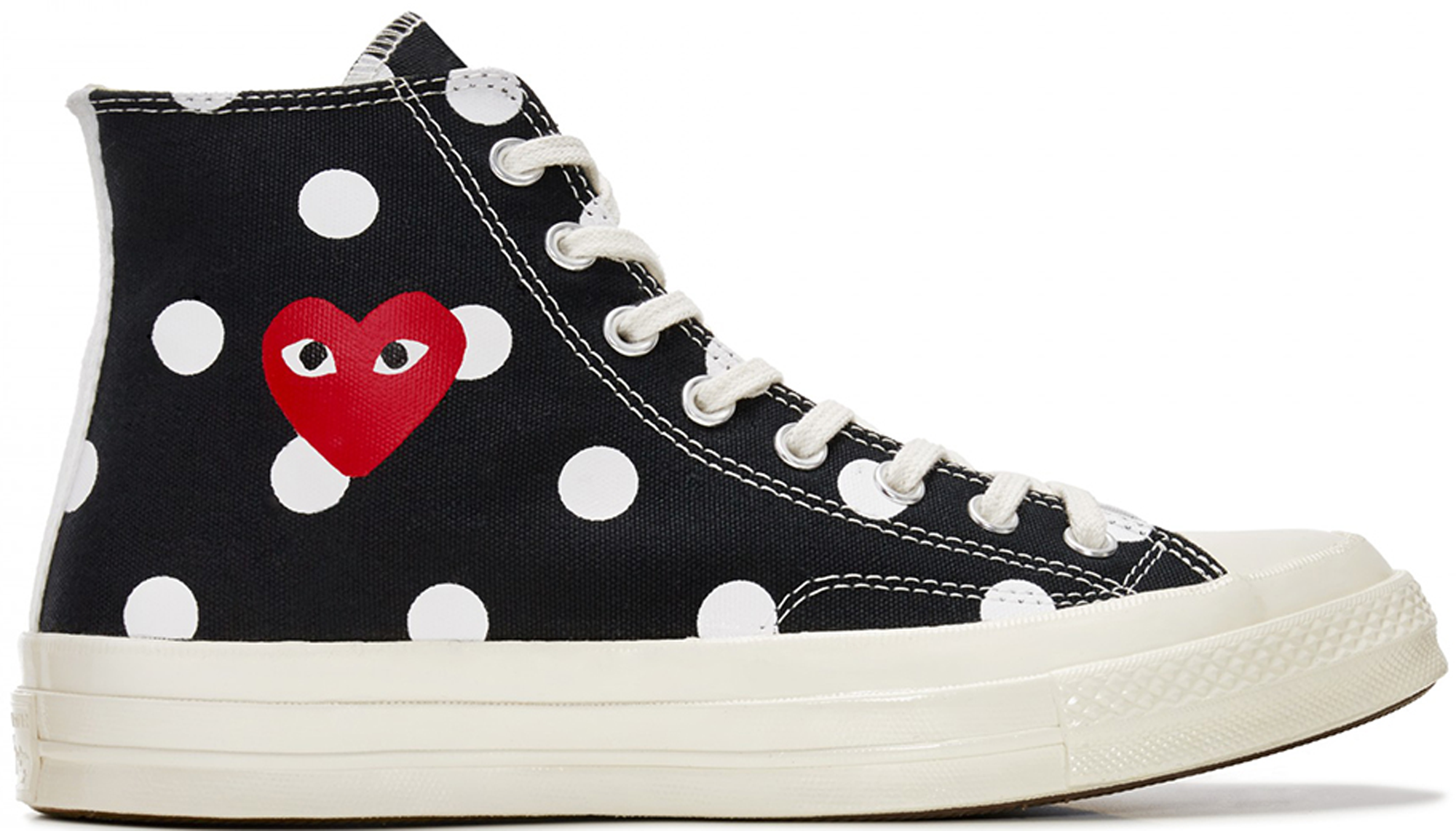 Converse Chuck Taylor All-Star 70s Hi Comme des Garcons PLAY ...