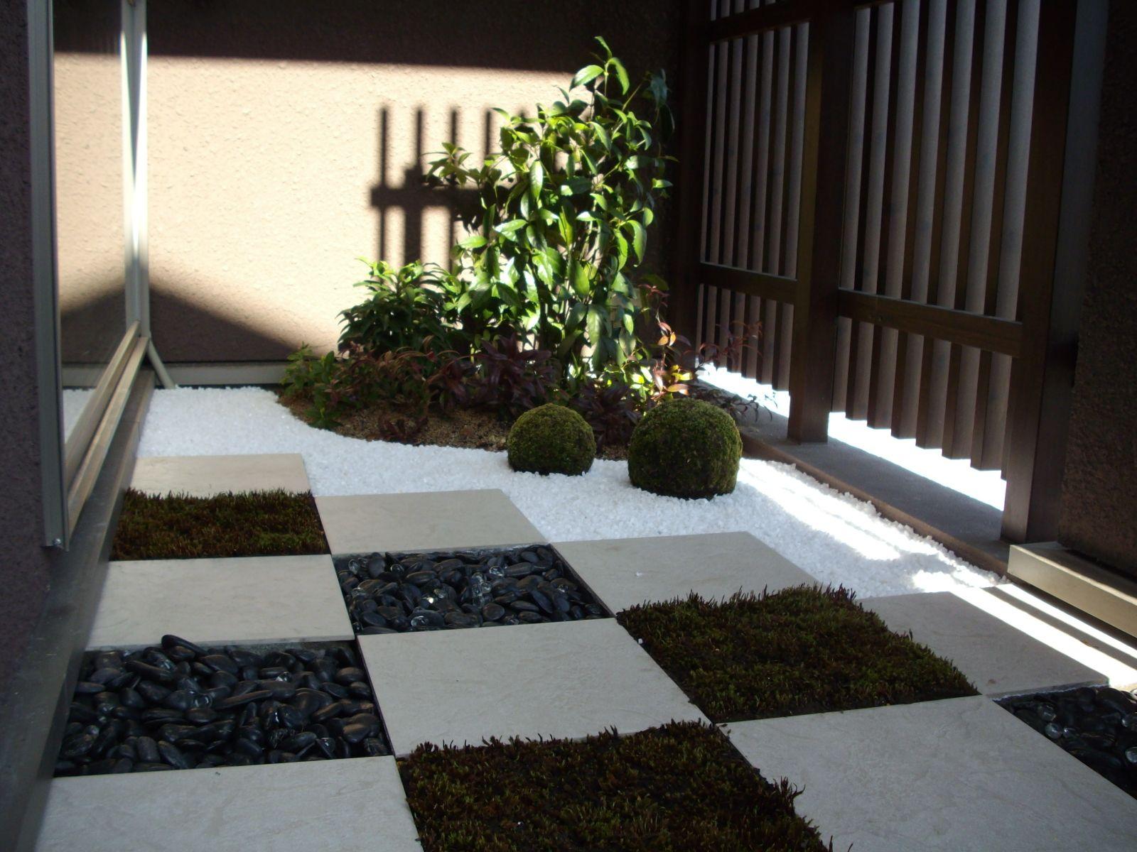 和モダン 庭 Google 検索 小さな日本庭園 庭 モダン 庭 リフォーム