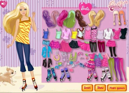 Juegos De Vestir Barbie Para Niñas Gratis Juegos De Barbie Barbie Para Vestir Barbie