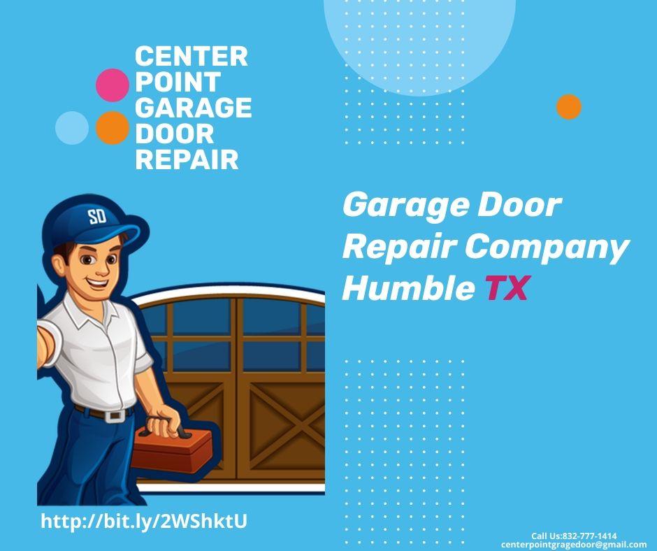 Centerpoint Garage Door Repair Is One Of The Leading Garage Door