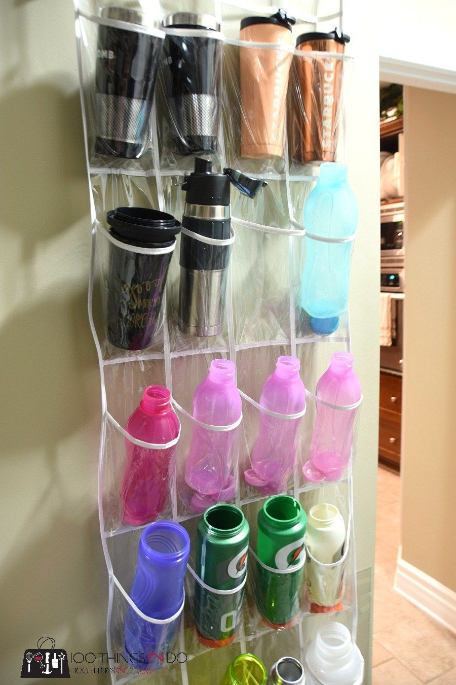 Water Bottle Storage & Organization Water bottle storage