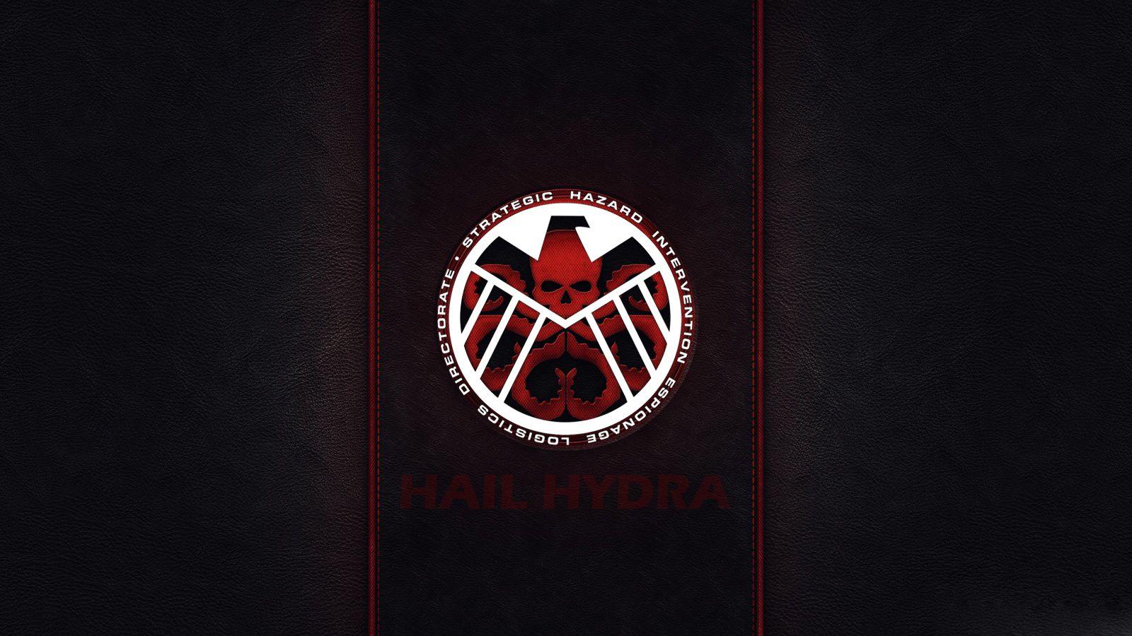 Hydra Shield Marvel Wallpaper Hydra Marvel Marvel