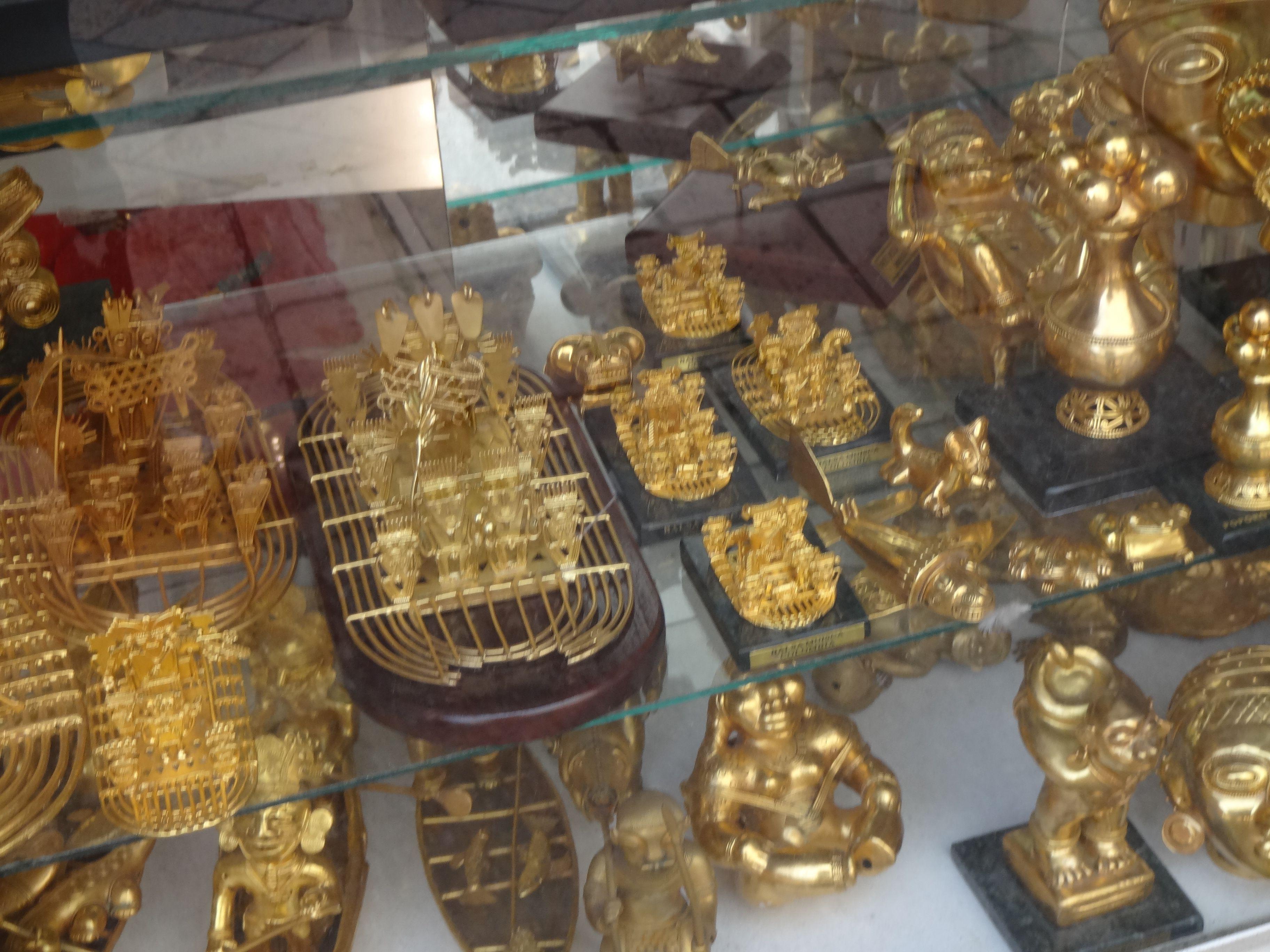 Colombian Gold Museum Gold museum, Colombian gold, Gold