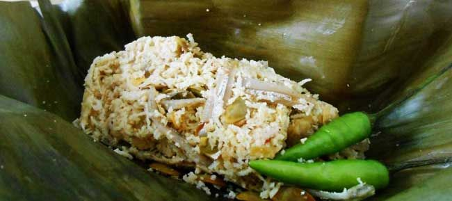 Resep Botok Teri Resepkoki Co Makanan Resep Masakan Cabai Rawit
