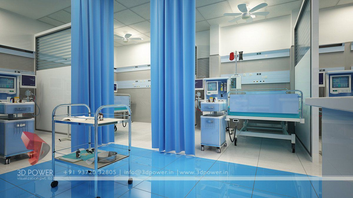 Resultado de imagen de usa hospital interiors for Interior design usa