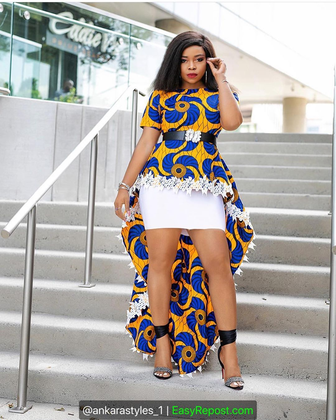 42 mentions J'aime, 0 commentaires - Flawsome (@flawsome.ankara) sur Instagram: Reposted using @EasyRepost @stylewithlolaa #ankarastyles_1 by @ankarastyles_1 #africandressstyles