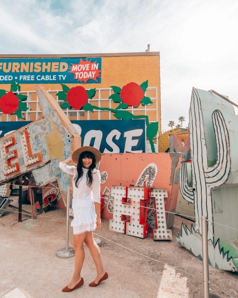 Instagram Las Vegas Vacation: The Best Instagram Spots In Las Vegas
