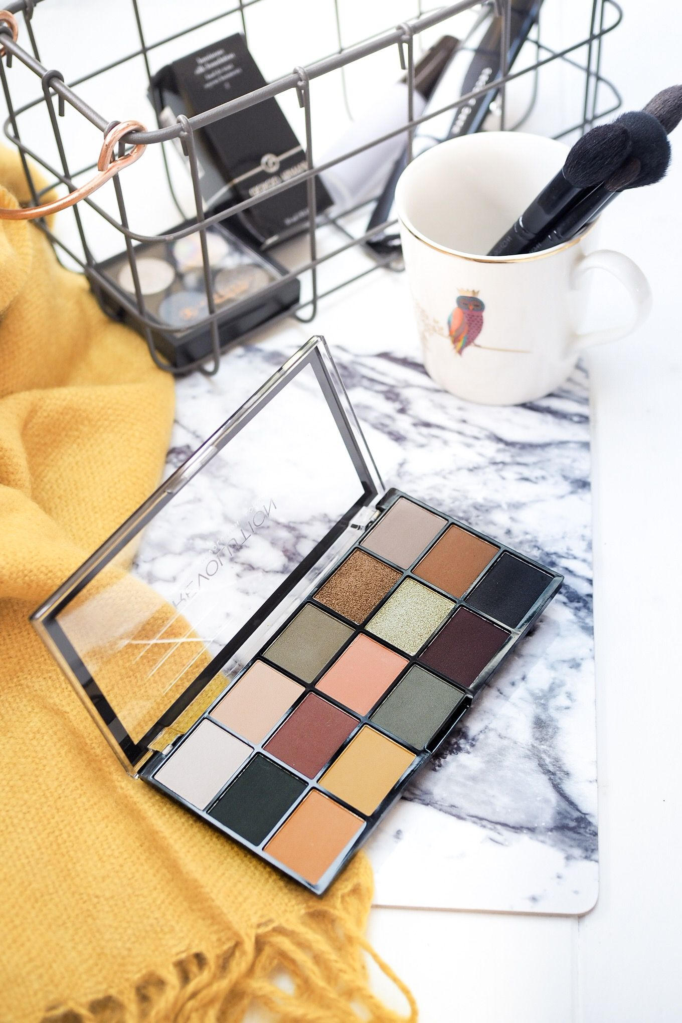 Makeup Revolution Iconic Division Palette Review and