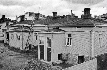 Kiinanmuuri Tampere