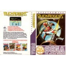Buck Rogers: Planet Of Zoom for ZX Spectrum from U.S. Gold