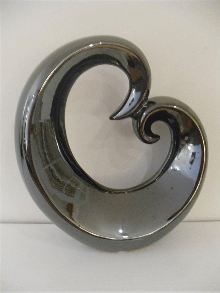 Grey Silver Re Mystic Statue Sculpture Design Ornament Home Decor Accessory