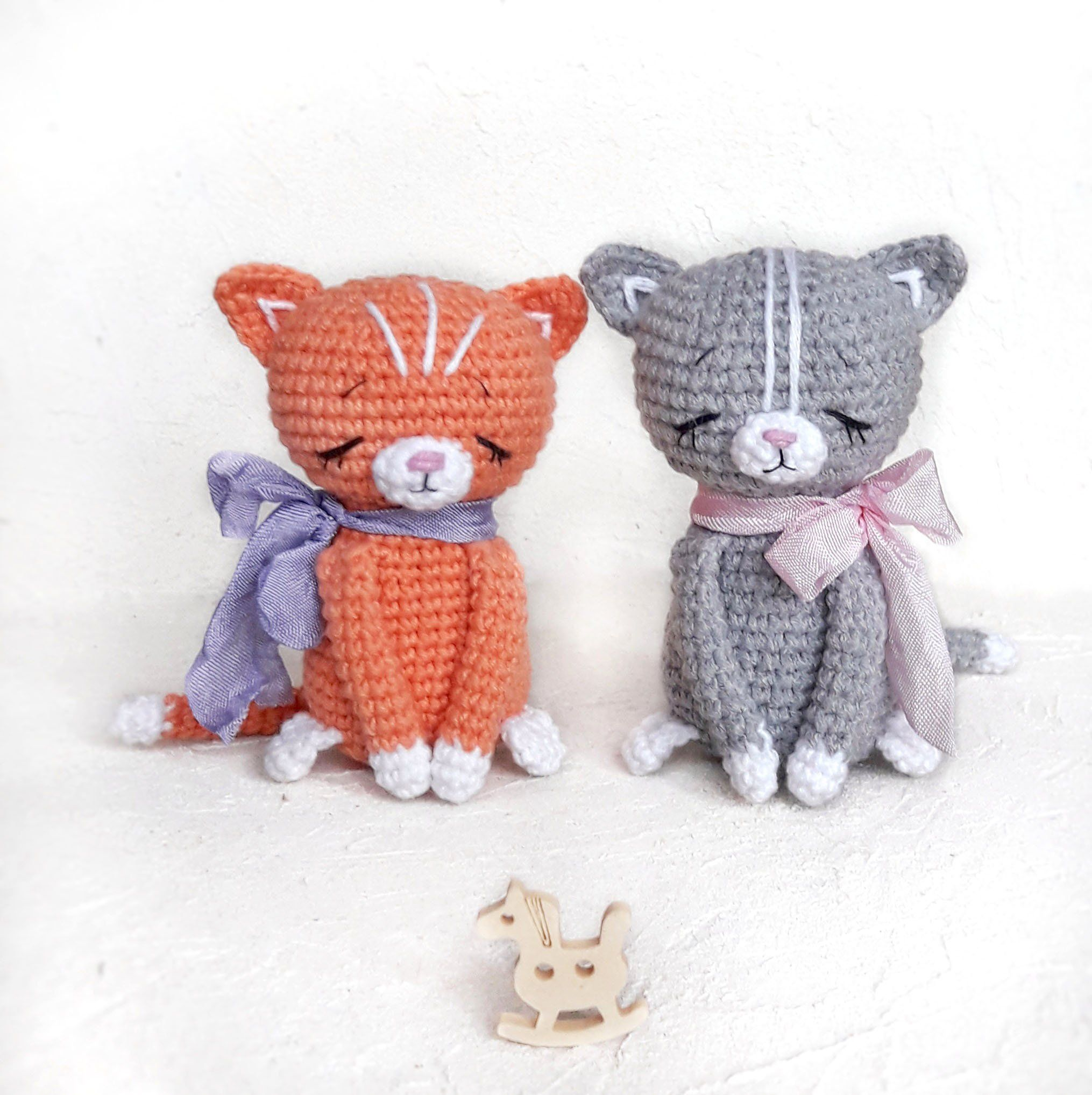 Amigurumi Pattern Crochet Kitten Pattern Crochet Pattern Etsy Crochet Patterns Amigurumi Pattern Cat Pattern