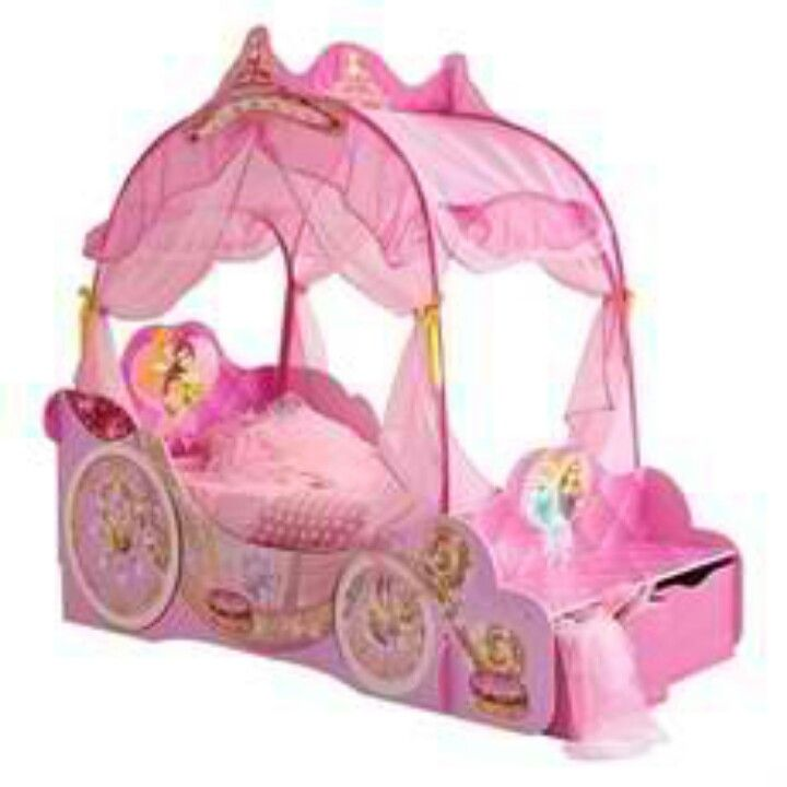Perfect With Images Disney Princess Carriage Bed Carriage Bed