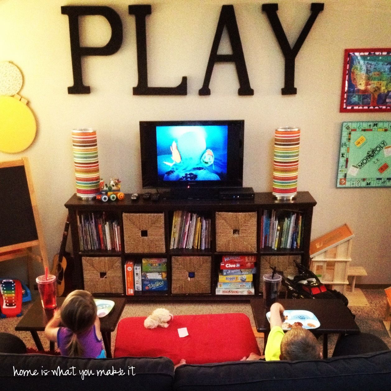 So yeah my house toy rooms playroom game room - Small video game room ideas ...