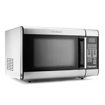 Cuisinart Stainless Steel Microwave Oven With Images Stainless Steel Microwave Cuisinart Oven Cuisinart