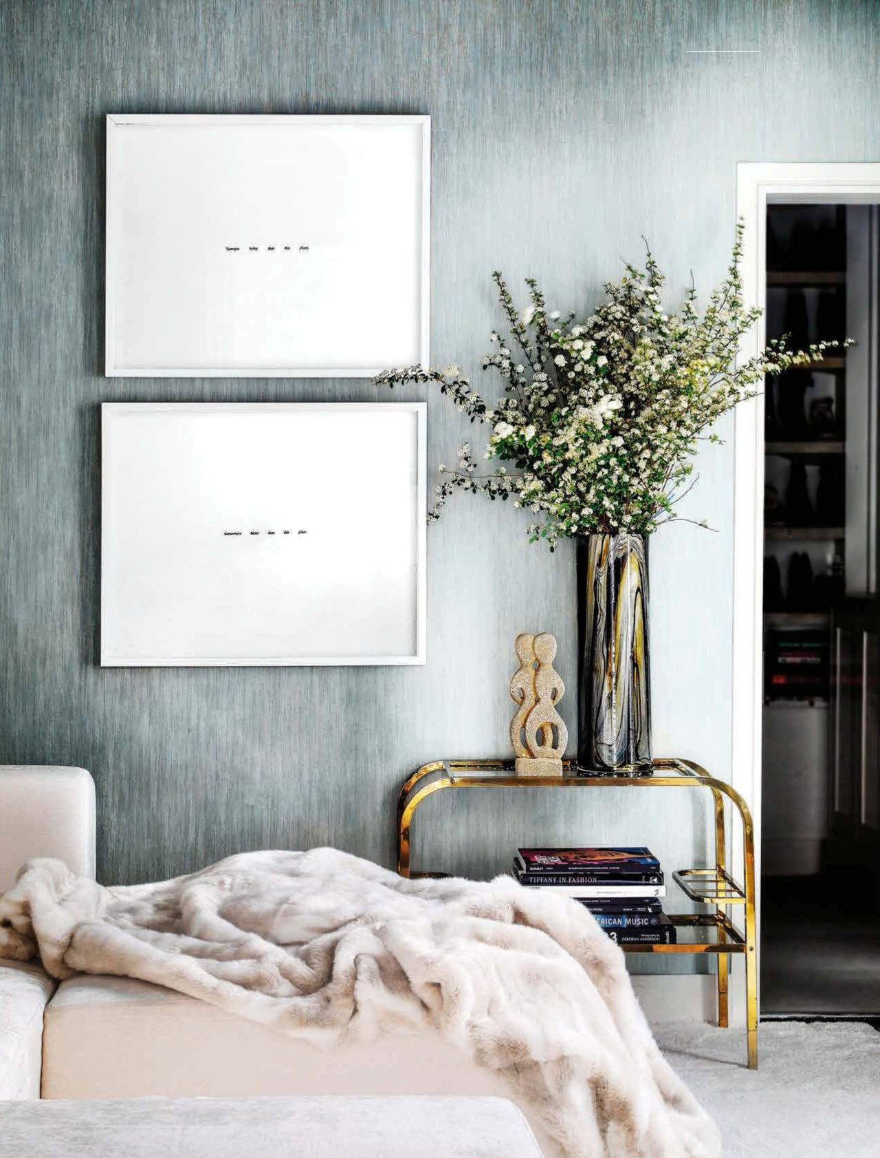 discover your home decor personality: classic glam room