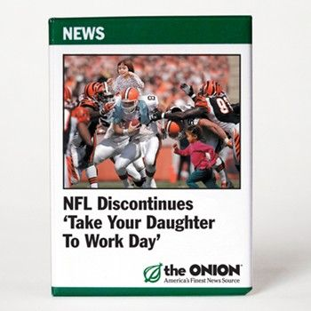 (fake) Headline Magnets at The Onion Store