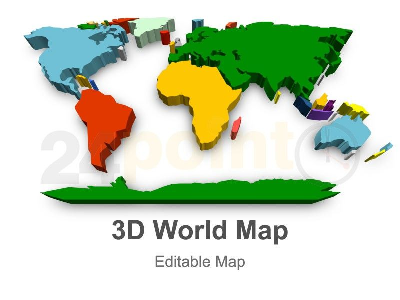 3d world map editable ppt template these 4 editable ppt slides are 3d world map editable ppt template these 4 editable ppt slides are mostly used to gumiabroncs Choice Image