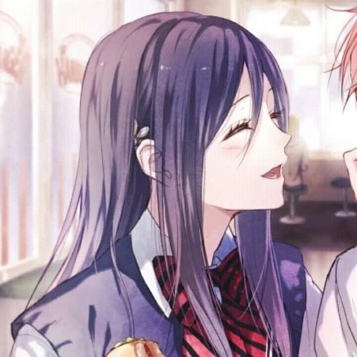 Save Follow Z Beijo Anime Casal Anime Fotos