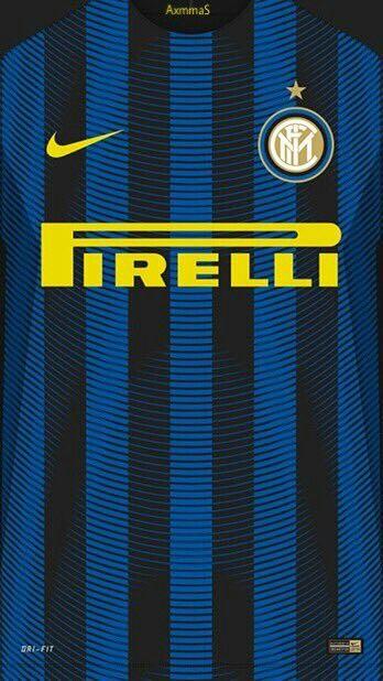 2ac44f593d6a4 Inter 16-17 kit home Camisetas De Equipo