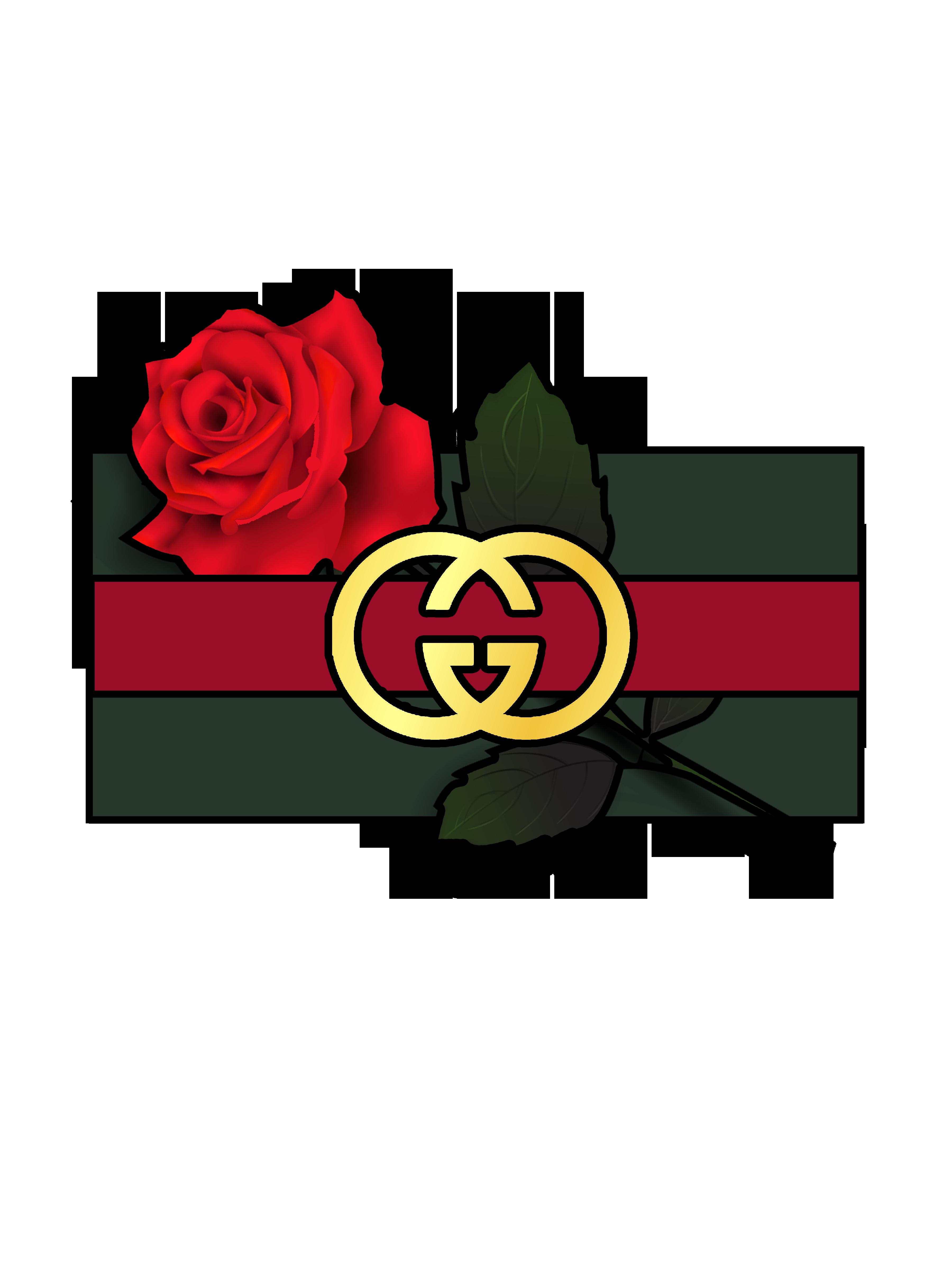 little gucci logo i made