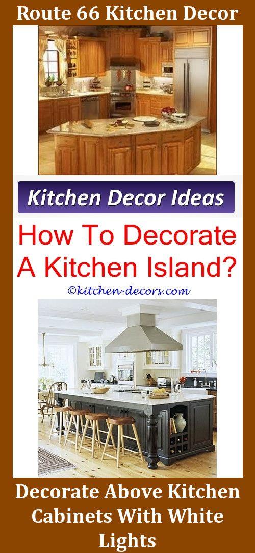 Blue Country Kitchen Decor Kitchen Decor Tips Pinterest