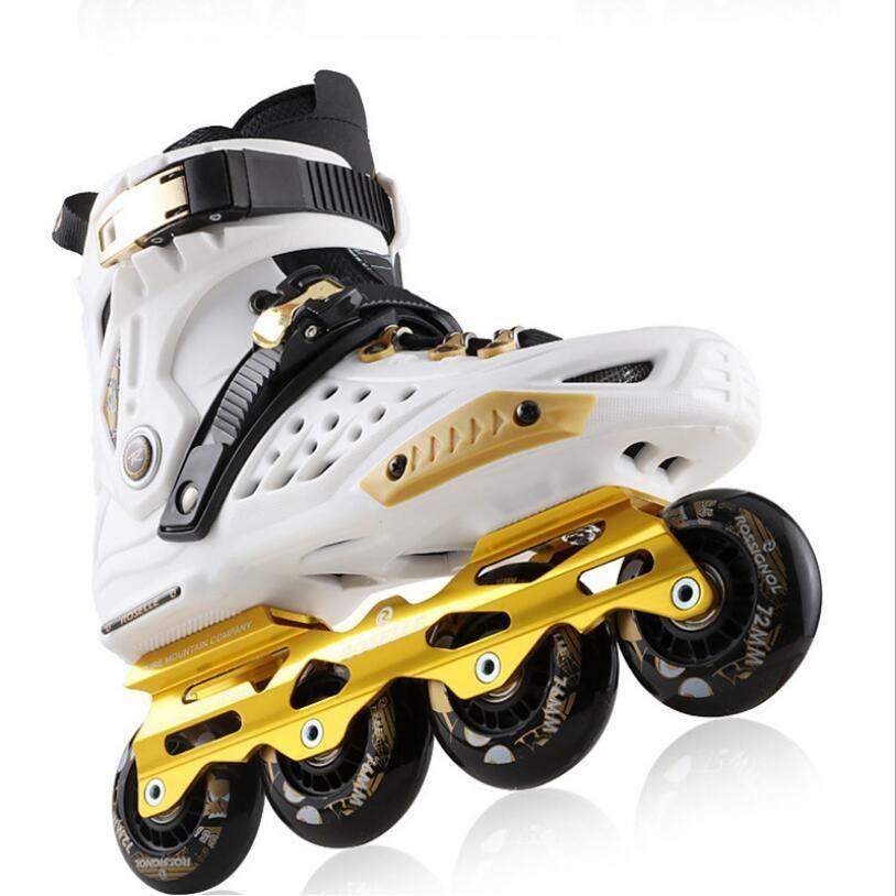 Professional Roller Skates Adult Skating 4 Wheels Inline Skates
