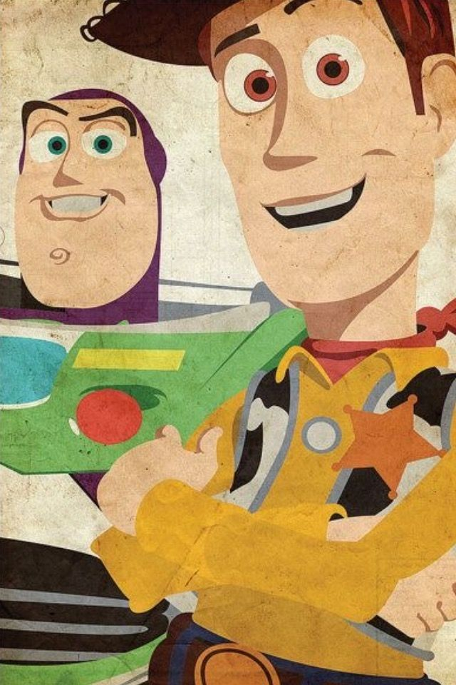 Buzz and Woody  5bc3026dcd1