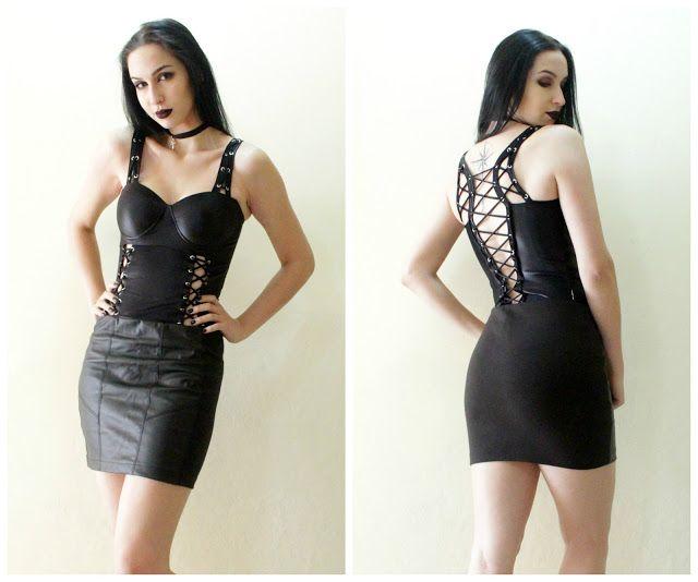 http://estranhofluxo.blogspot.com.br/search/label/Look do Dia