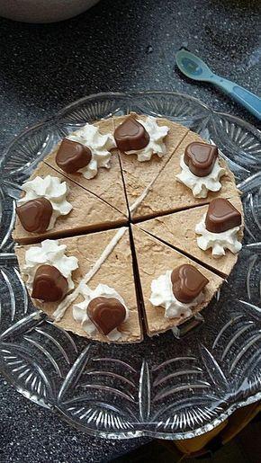 Milka  Torte mit Bananen ein sehr schönes Rezept mit Bild aus der Kategorie Torten 22 Bewertungen Ø 42 Tags Backen Torte kuchen ostern rezepte torten cakes de...
